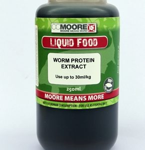 CC MOORE-worm protein extract