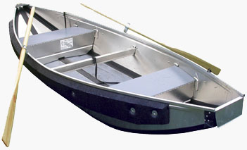 Barca Pieghevole Alluminio.Instaboat Barca Pieghevole