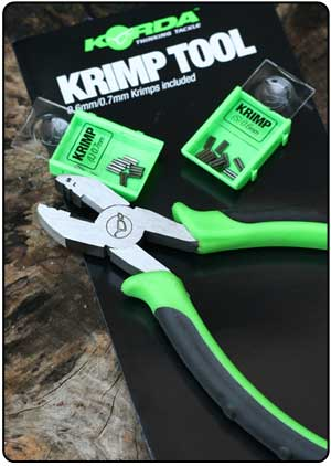 KORDA KRIMP TOOL or KRIMPS