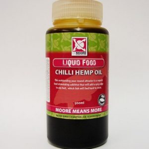 CC MOORE-chilli hemp oil