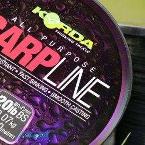 KORDA-carp line
