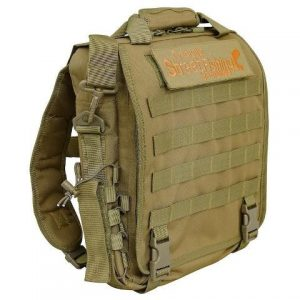 GUNKI-street fishing backpack