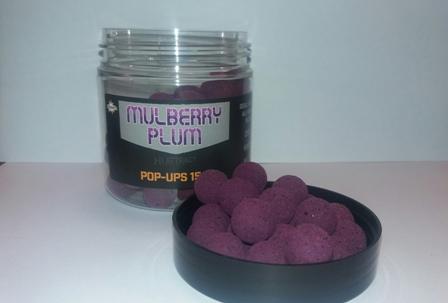 mulberry plum  MULBERRY PLUM POP-UP 15 mm – Tempo Libero Shop