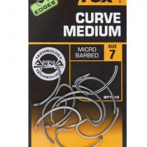 FOX-arma point curve medium
