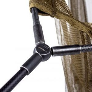 NASH-pursuit landing net
