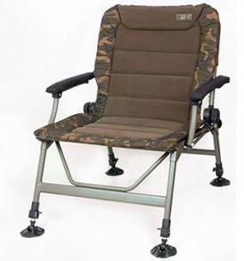 FOX-r2 camo recliner chair