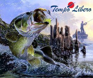 immagine serata dimostrativa bass fishing