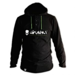 GUNKI-sweat capuche