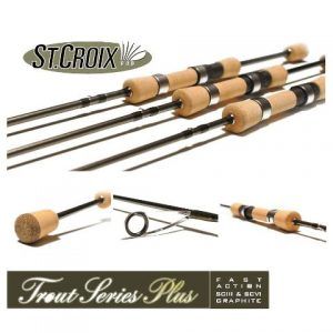 ST. CROIX-trout series plus