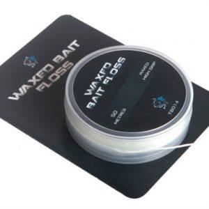 NASH-waxed bait floss