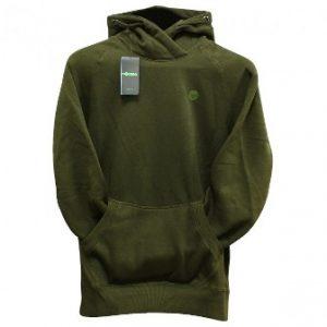KORDA-dark olive hoodie