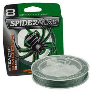 SPIDER WIRE-smooth braid
