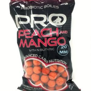 STARABITS-probiotic peach e mango