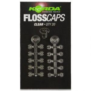 KORDA-floss caps clear