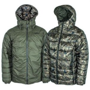 NASH-zt re verse hybrid down jacket