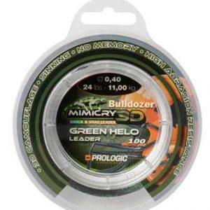 POLOGIC-mimicry bulldozer green helo