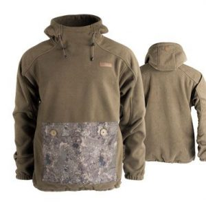 NASH-zt husky fleece hoody