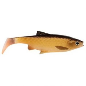 SAVAGE GEAR-3d lb roach paddle tail