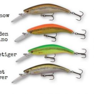 SAVAGE GEAR-3d minnow diver