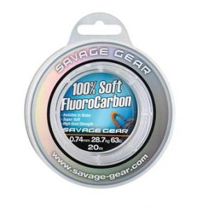 SAVAGE GEAR-soft fluorocarbon