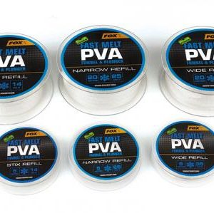 FOX-edges pva mesh fast melt refills