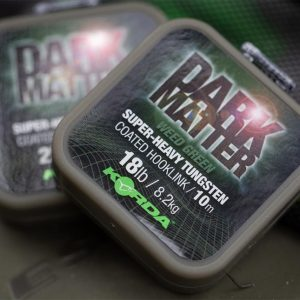 KORDA-dark matter tungsten coated braid