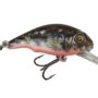 SAVAGE GEAR-3d goby crank php uv red e black