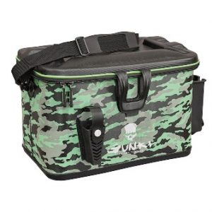 GUNKI-safe bag edge 40 hard camo