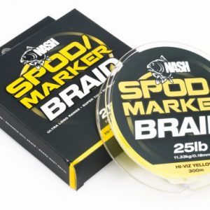 NASH-spod and marker braid yellow