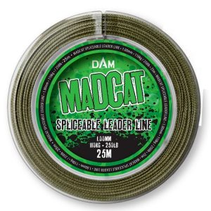 MADCAT-spliceable leader line
