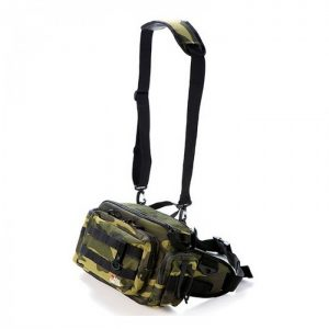 ABU GARCIA-hip bag large camo