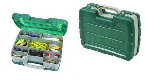 FLAMBEAU-11 double satchel