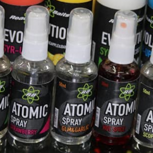 REACTOR BAITS-atomic spray