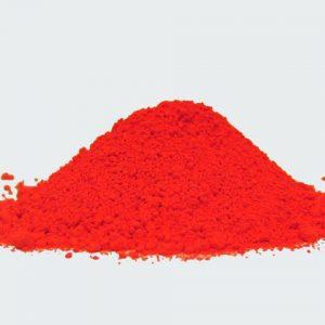 CC MOORE-fluoro red dye