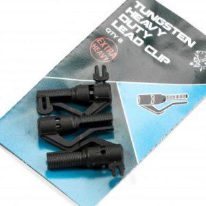 NASH-tungsten heavy duty lead clip