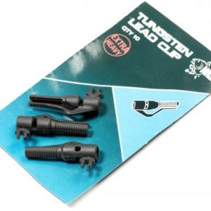 NASH-tungsten lead clip