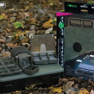 KORDA-tackle box collection