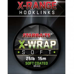STARBAITS-x wrap soft coated braid