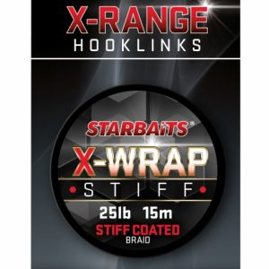 STARBAITS-x wrap stiff coated braid