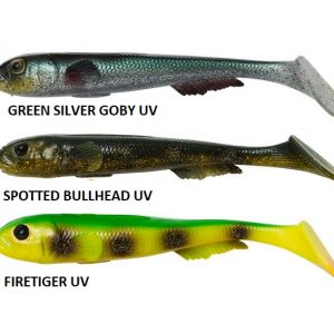 SAVAGE GEAR-3d goby shad