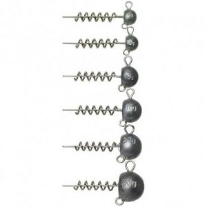 SAVAGE GEAR-ball corkscrew heads