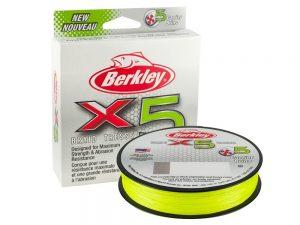 Berkley X5 Flame Green