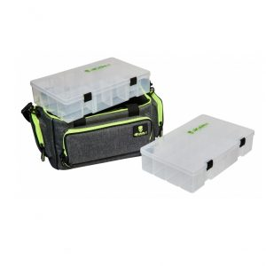 Gunki Box Bag Power Game-Pike