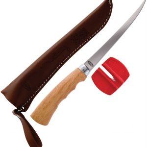 Berkley Wooden Handle Fillet Knife-6in