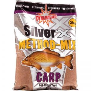 Dynamite Baits Silver X Carp Method Mix